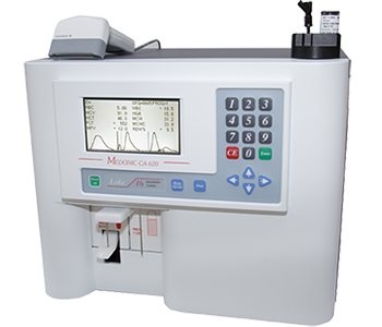 CDS Medonic Hematology Analyzer